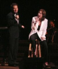 Michael Feinstein & Linda Eder in Baltimore to benefit Chimes
